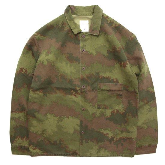 remilla レミーラ アーカイブ|H25 デザートシャツ (カーキ)(シャツ ジャケット)