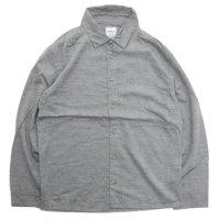 remilla レミーラ アーカイブ|H25 ペイズリー ポートシャツ (グレイ)(シャツ)
