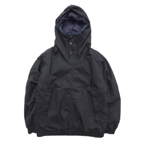 remilla レミーラ|サボットプル (ブラック)(中綿入りジャケット)