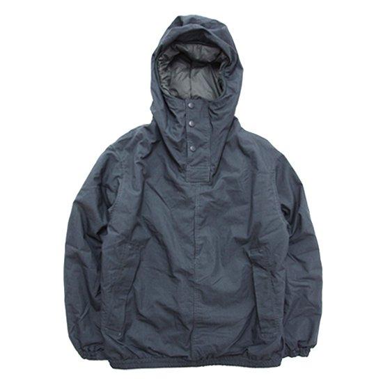 remilla レミーラ|サボットプル (チャコールグレイ)(中綿入りジャケット)