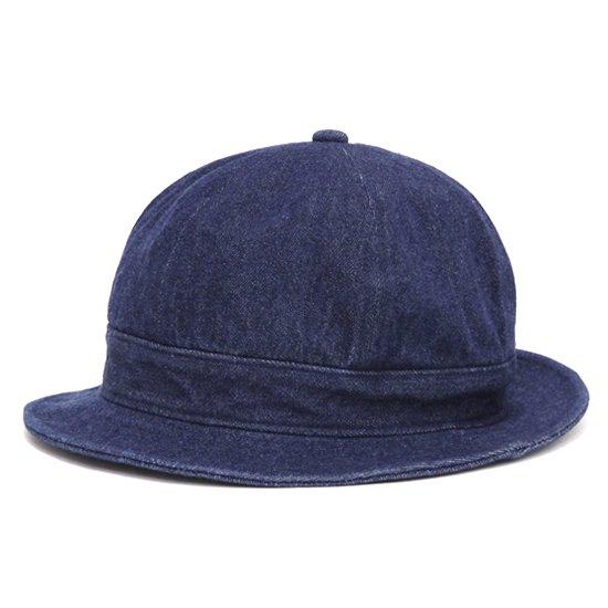 COOCHUCAMP クーチューキャンプ Happy Metro Hat (インディゴ)(ハッピーメトロハット)