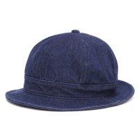 COOCHUCAMP クーチューキャンプ|Happy Metro Hat (インディゴ)(ハッピーメトロハット)