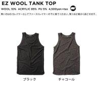 GREEN CLOTHING グリーンクロージング【予約商品】10月中旬〜10月下旬入荷予定|19-20 EZ WOOL TANK TOP (ファーストレイヤー)