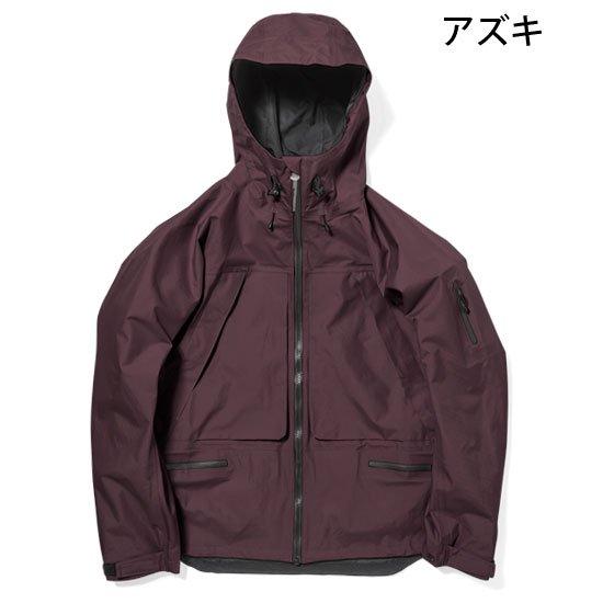 GREEN CLOTHING グリーンクロージング|19-20 OGA JACKET (アズキ)(オガジャケット)