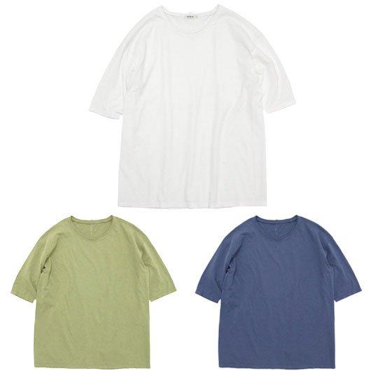 remilla レミーラ【予約商品】3月中旬入荷予定 BD五分Tee (五分袖Tシャツ)