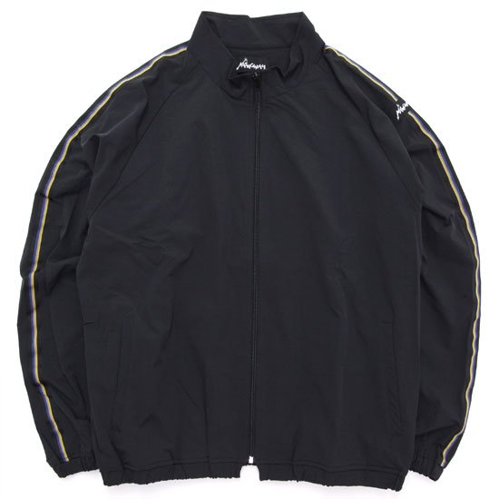 Nasngwam ナスングワム|CANAL JACKET (ブラック)(ライトジャケット)