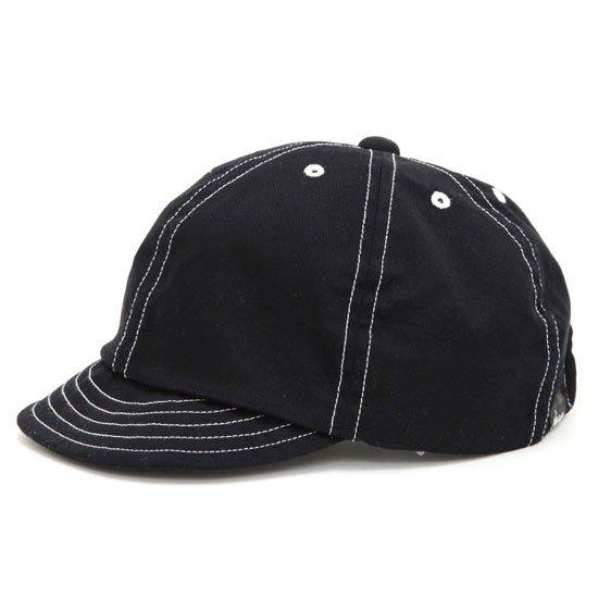 Nasngwam ナスングワム SPLASH CAP (ブラック)(スプラッシュキャップ)
