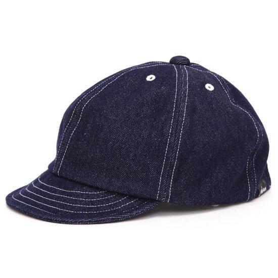 Nasngwam ナスングワム|SPLASH CAP (デニム)(スプラッシュキャップ)