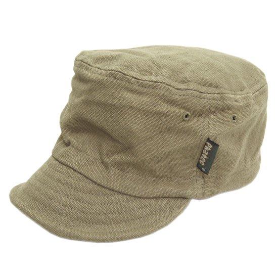 Phatee ファティ HALF CAP (ベージュキャンバス)(ハーフキャップ)