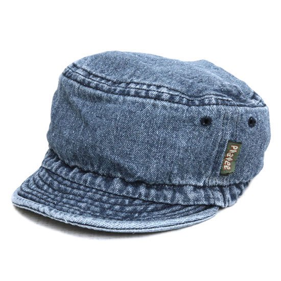 Phatee ファティ|HALF CAP (ウォッシュドインディゴ)(ハーフキャップ)