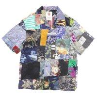 Nasngwam ナスングワム|ALOHA S/S SHIRTS (M-2)(リメイク アロハシャツ)