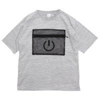 THE PARK SHOP ザ パークショップ|GADGET POCKET TEE (グレイ)(Tシャツ)