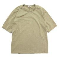 remilla レミーラ|BD五分Tee (サンドイエロー)(五分袖Tシャツ)
