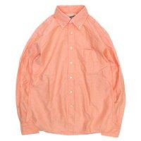 SPINNER BAIT スピナーベイト|エイタ オックスシャツ (オレンジ)(長袖シャツ)