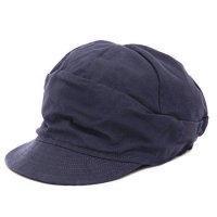 remilla レミーラ|ダイド帽 (チャコールブルー)(ワークキャップ)