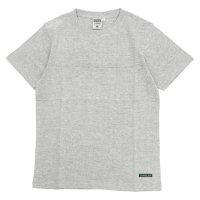A HOPE HEMP アホープヘンプ|Regular S/S Tee (アッシュドグレイ)(ヘンプコットン Tシャツ)
