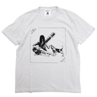 TACOMA FUJI RECORDS タコマフジレコード|NAVE SHANKAR TEE (アイスグレイ)(プリントTシャツ)