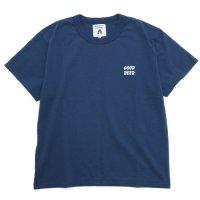 TACOMA FUJI RECORDS タコマフジレコード|GOOD BEER TEE (ネイビー)(プリントTシャツ)