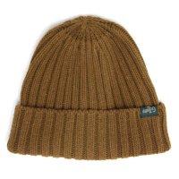 GO HEMP ゴーヘンプ|RIB WATCH CAP (マサラカレー)(ニット帽 コットンニット)
