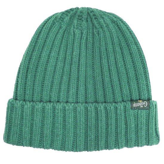 GO HEMP ゴーヘンプ|RIB WATCH CAP (オアシスグリーン)(ニット帽 コットンニット)