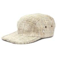 GO HEMP ゴーヘンプ|LATHUN CAP (ナチュラル)(ヘンプ100%)