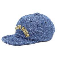 GO HEMP ゴーヘンプ|GREEN RUSH 6PANEL CAP (ドビー)(キャップ)