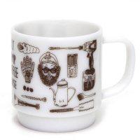 chi-bee チービー|NELSON ギア マグカップ big (チャコール)(マグカップ ecomate)