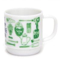 chi-bee チービー|NELSON ギア マグカップ big (グリーン)(マグカップ ecomate)