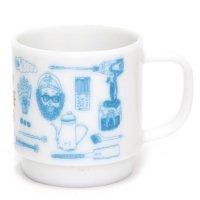 chi-bee チービー|NELSON ギア マグカップ big (ブルー)(マグカップ ecomate)
