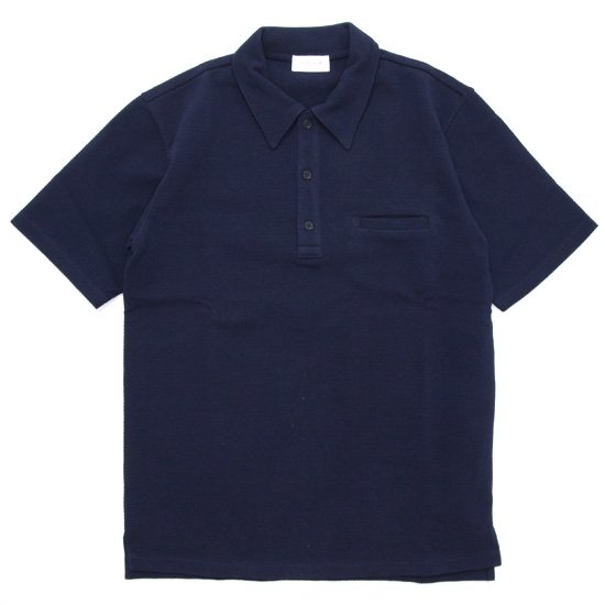 SPINNER BAIT スピナーベイト|アメリカンドライ ポロ (ネイビー)(ポロシャツ)