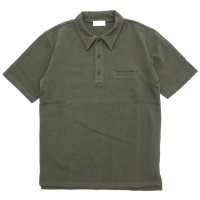 SPINNER BAIT スピナーベイト|アメリカンドライ ポロ (アーミーグリーン)(ポロシャツ)