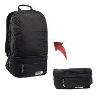 BURTON バートン|Burton Sleyton Packable Hip 18L Pack (ブラック) (ウエストバッグ ザック)
