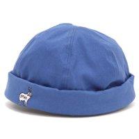 KM4K カモシカ|ROLL CAP (ブルー)(ロールキャップ)