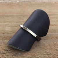 Tsunai Haiya ツナイハイヤ|Loose Ring (ブラック)(リング)