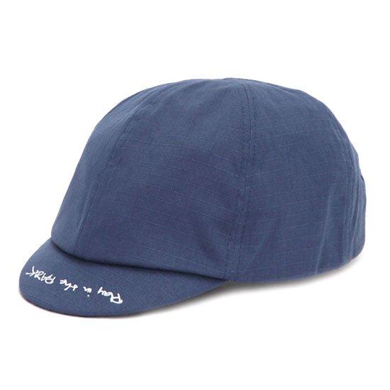 THE PARK SHOP ザ パークショップ SHORTBOY CAP (ネイビー)(キャップ)