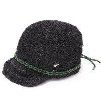 GO HEMP ゴーヘンプ|DELI TRACK CAP (ブラック)(デリキャップ)