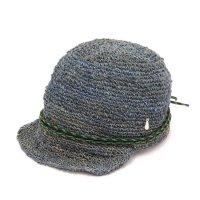GO HEMP ゴーヘンプ|DELI TRACK CAP (スカイ)(デリキャップ)