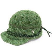 GO HEMP ゴーヘンプ|DELI TRACK CAP (グリーン)(デリキャップ)