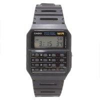 CASIO カシオ|CA-53W-1Z (ブラック)(データバンク)
