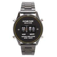FUTURE FUNK フューチャーファンク|BKYL-MT (ブラック)(腕時計)
