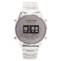 FUTURE FUNK フューチャーファンク|SVBU-MT (シルバー)(腕時計)