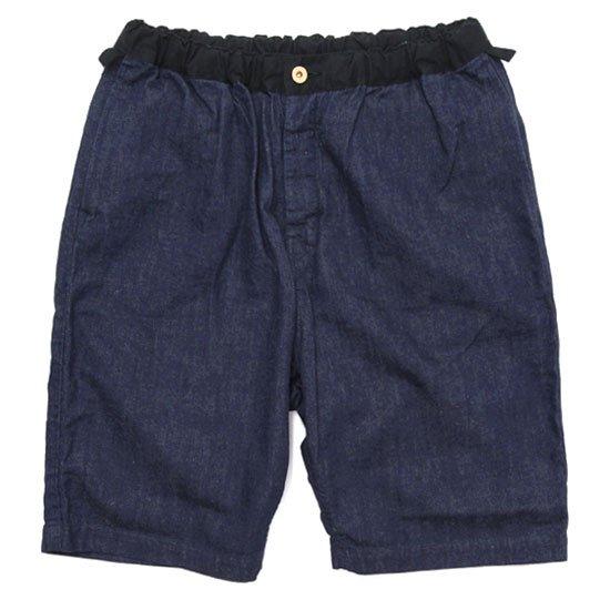 HiHiHi ひひひ|夏のズボン (デニム)(イージーショーツ)