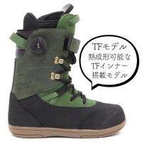 AREth アース |× Deeluxe ディーラックス 19-20 RIN TF (熱成型可能なTFインナー)(リン スノーボード用ブーツ)