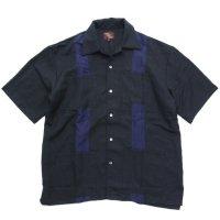 Phatee ファティ|CUBE SHIRTS (ブラック)(キューバシャツ)