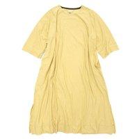 HiHiHi ひひひ|ひひひワンピ (キイロ)(Tシャツ ワンピース)