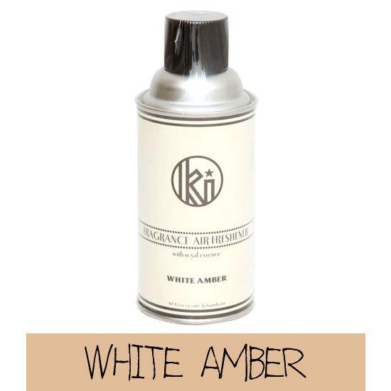 KUUMBA クンバ|ROOM FRAGRANCE SPRAY (WHITE AMBER)(ルームスプレー)