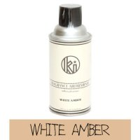KUUMBA クンバ|ROOM FRAGRANCE SPRAY (WHITE AMBER)(ルームスプレー)