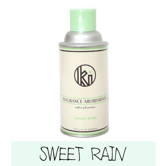 KUUMBA クンバ|ROOM FRAGRANCE SPRAY (SWEET RAIN)(ルームスプレー)