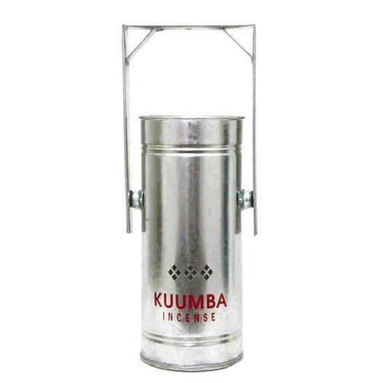 KUUMBA クンバ|METAL CAN BURNER REGULAR (CLEAR)(お香立て)