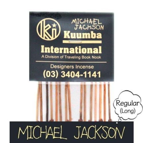 KUUMBA クンバ|INCENSE regular (MICHAEL JACKSON)(お香 レギュラーサイズ)